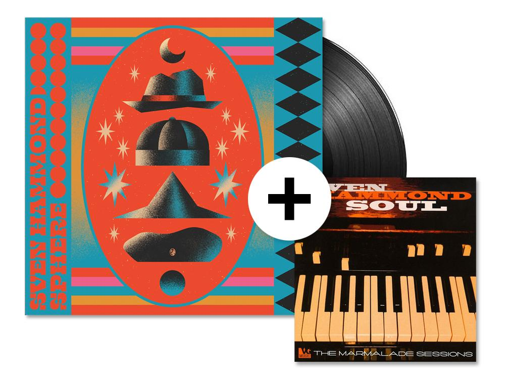 Sphere LP +  The Marmalade Sessions CD Bundle Vinyl + CD